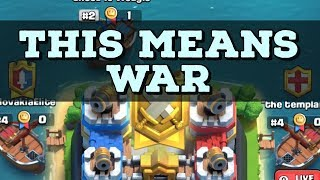 UNDEFEATED | Clash Royale | Clan Wars