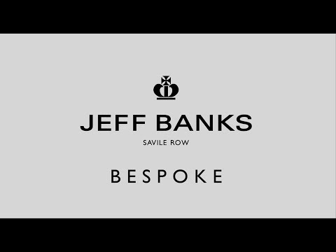 Jeff Banks Savile Row - Bespoke