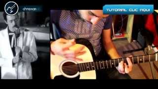Aprovechate Cafe Tacuba Cover Guitarra Tutorial
