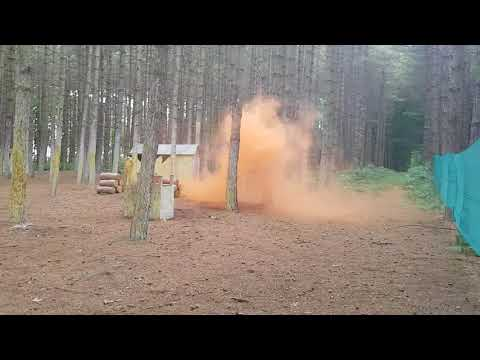 Bassetlaw Bravo's At Skirmish Woodlands