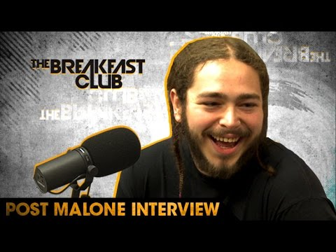 Post Malone Interview