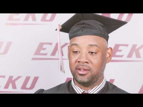 EKU Online College of Letters, Arts and Social Sciences Graduation