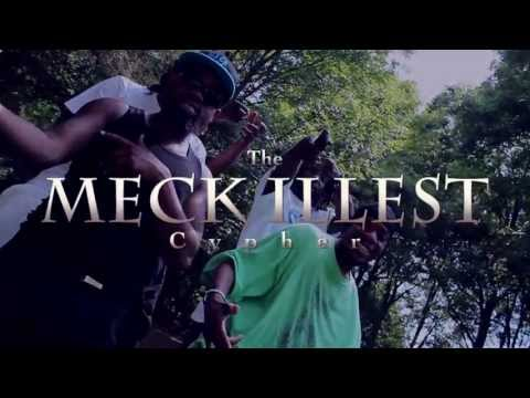 The Meck Illest Cypher [Official Video]