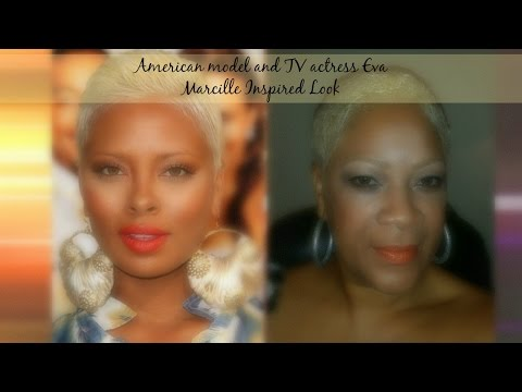 American Model and TV actress Eva Marcille Inspired Look