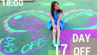 Dj Maksy - Bla Bla Bla Cha Cha Cha/Day Off 17/Fitness-Latina/Choreography by Vorobyova Tanya