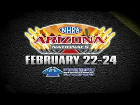NHRA AZ Nationals 2013 TV Spot