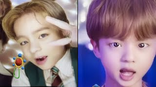 I put a baby filter on BTS's Dynamite music video and this is what happened...