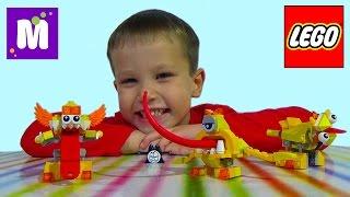Миксель Лего пакетики с игрушкой монстриками Lego Mixels