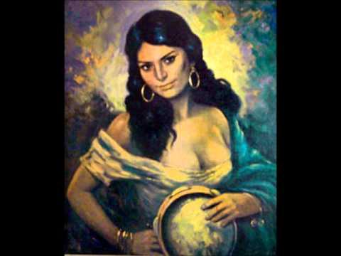 Очи чёрные-Dark eyes-Russian gypsy song