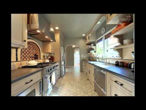 Interior Design For Parallel Kitchen Youtube