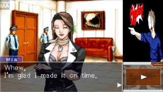 Cry And The Late Night Crew Streams -  Phoenix Wright: Ace Attorney Part 1