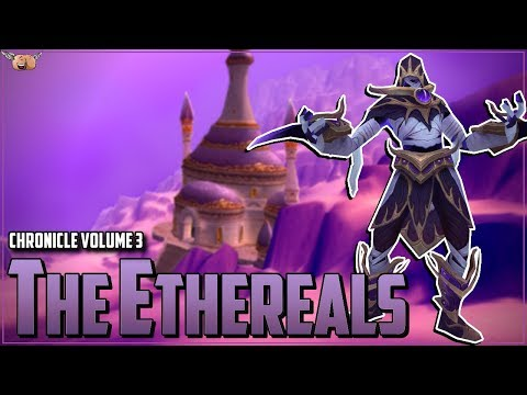 Warcraft Lore [Chronicle Vol 3] - The Ethereals / The Assault On Nathreza / The Exodar