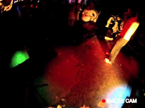 Flux Axiom & Zac Roc - 450 (Live) [First Emcee Cam]
