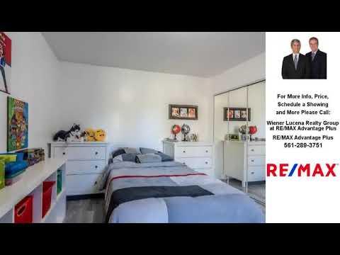 8365 Boca Rio Drive, Boca Raton, FL Presented by Wiener Lucena Realty Group at RE/MAX Advantage