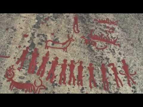 Site archéologique de Tanum Suède