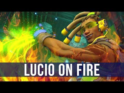 Overwatch: Let's Break It Down! (Lucio Gameplay)