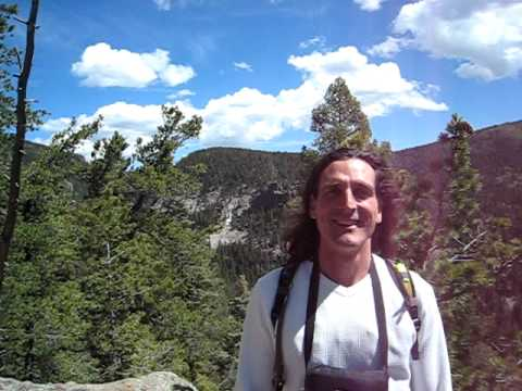 Caballo Peak, New Mexico