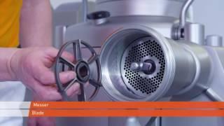 Handtmann Maschinenfabrik - VF800 Montage Füllwolf GD451 DE
