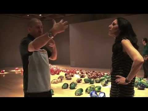 13 Season 1  COLLIDING WORLDS Ep 13 MICHAEL PETRY @ Palm Springs Art Museum
