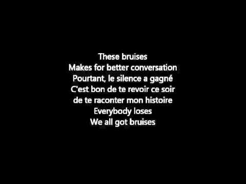 Bruises - Train & Marilou