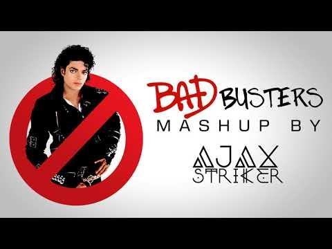 BADBUSTERS - MICHAEL JACKSON & RAY PARKER JR. [AJAX'S MASHUP]