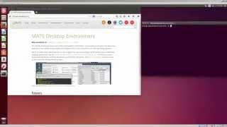 Remote Desktop Connection from Windows 7/8 to Ubuntu 14.04