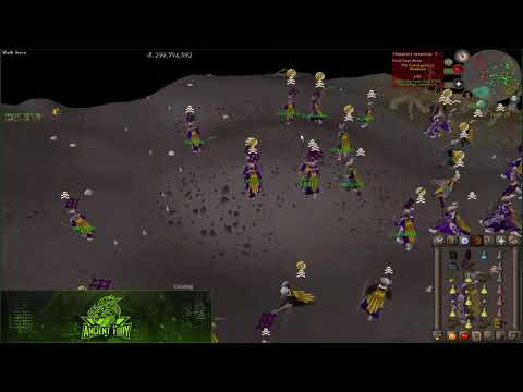 Wilderness Wars - Team mmorpgrs and Ancient Fury