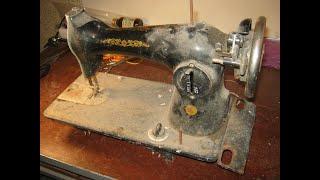 Ремонт швейной машины ПМЗ 2М