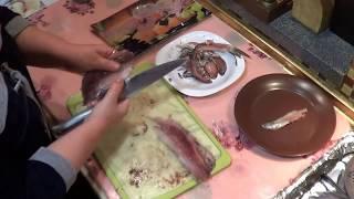 Сельдь Пикантная Под Сметанным Соусом. Холодные Рыбные Закуски