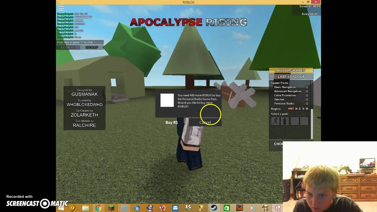Avery Plays Roblox Fnaf Song Break My Mind Youtube