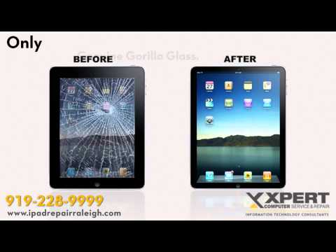 iPad Repair in Cary and Raleigh NC