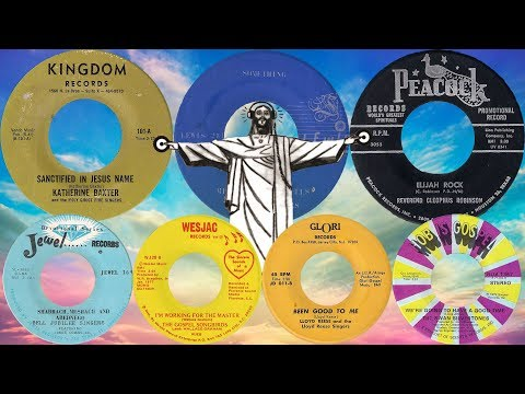 7 Sides Sanctified In Jesus Name - Black Gospel Soul and R&B 45's Mix by Musicdawn