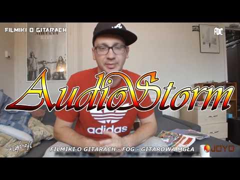 AudioStorm HotBox 125 & BurnBox - unboxing odpudełkowanie - FILMIKI O GITARACH