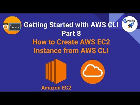AWS CLI Tutorial - How to Create AWS EC2 Instance with AWS CLI