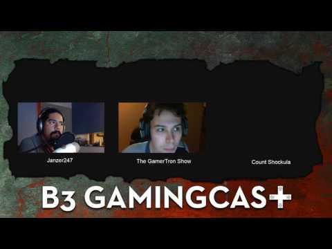 B3 GamingCast Episode 44 - Why Kotaku Is Scummy