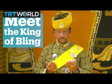 Who is the Sultan of Brunei?