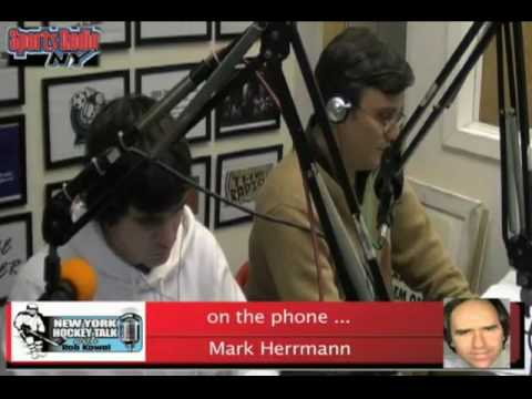 Newsdays Mark Herrmann Talks New York Hockey