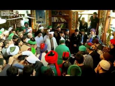 Hadra (12/24/2010) - Shaykh Nazim al Haqqani