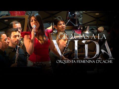 Gracias a la vida - Francia Elena con la Banda Departamental del Valle