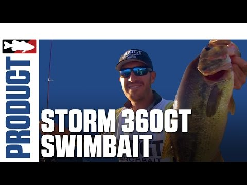 Storm 360GT Swimbait