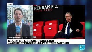 Décès de Gérard Houllier : l'ancien sélectionneur de l'équipe de France avait 73 ans