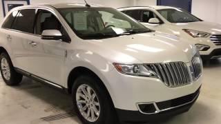 2015 Lincoln MKX - White - #ZSL26983