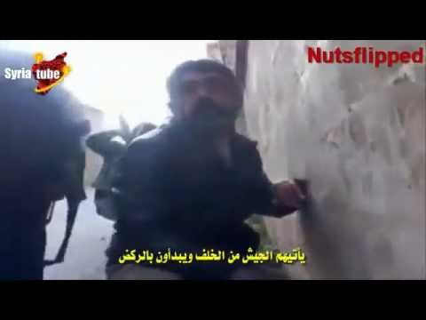18+ FSA Terrorists Get Killed while Failing to Subdue Humble Syrian Villagers of Harem in Syria