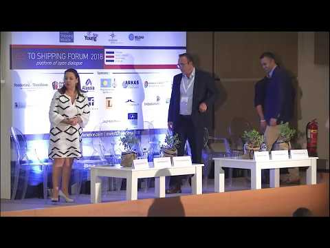 YES FORUM 2018 - MAPPING THE YOUTH SHIPPING ORGANIZATIONS AND PRESENTING THE GREEK SHIPPING HISTORY