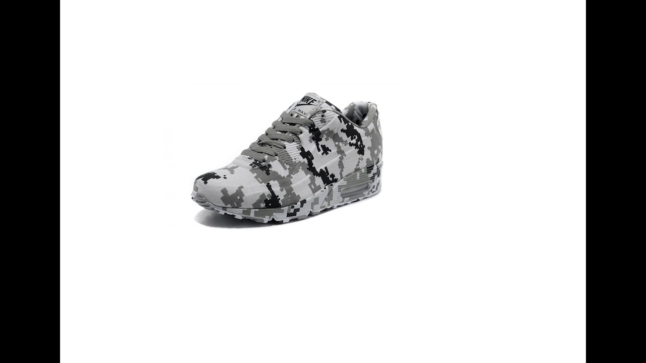 99c3cd88 Nike Air Max 90 VT Camouflage - YouTube