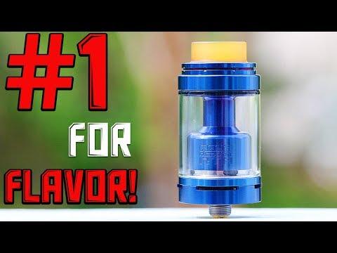 #1 RTA For Flavor! The Aqua Reboot By FooToon! Unreal Flavor!