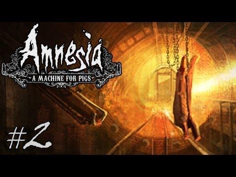 Amnesia: A Machine For Pigs   Part 2   THE DARK DESCENT