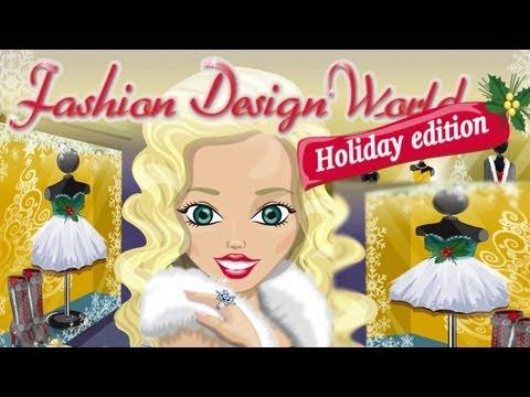 Fashion Design World - iPhone & iPad Gameplay Video