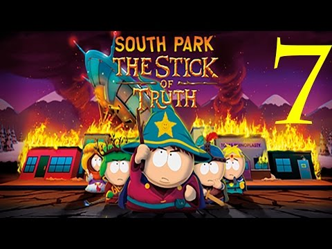 South Park: The Stick of Truth - Part 7 - Property damage - Gaming with Zombie