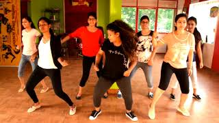 Tareefan easy dance steps choreography  | Veere Di Wedding
